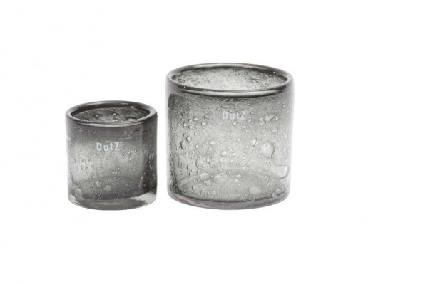 DutZ Votive - Bubbles Grey