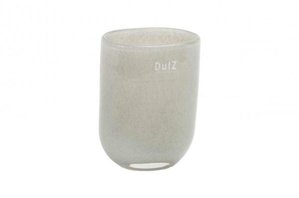 Oval Vase LightGrey